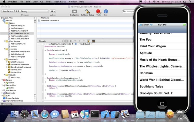 OData SDK for Iphone Objective C