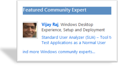 Featured Community Expert