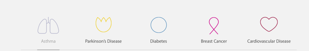health-researchKit